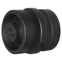 Prowler New Holland C175 Bottom Roller - Part Number: 87480419