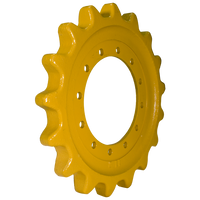 Prowler Caterpillar 289C Drive Sprocket - Part Number: 304-1916