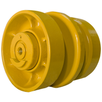 Prowler Caterpillar 279C Bottom Roller - Part Number: 304-1890