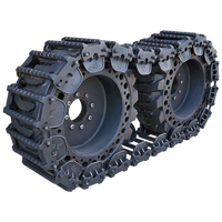 14 Inch Prowler Predator Steel OTT Tracks