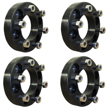 6 Lug 1.5 Inch Wheel Spacer 6x6 Set
