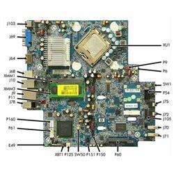 HP 462433-001 Usff/Usdt Ultra Slim Desktop Motherboard