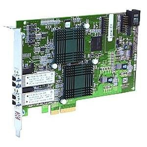 Emulex LP10000EXDC-M2 Lightpulse 2Gb Dual Channel 64Bit Pci-Express X4 Fibre Channel Host Bus Adapter With Standard Bracket Card Only