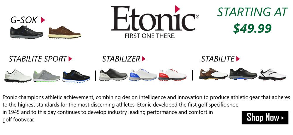 Etonic Shoes Golf
