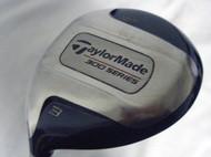 Taylor Made 300 Series 3 wood 15* (Graphite, Regular, LEFT) Fairway 3w Ti Golf