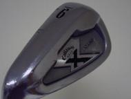 Callaway X Forged 9 iron (Precision Rifle Flighted 5.5, Firm, LEFT) 9i Golf Club
