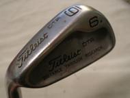 Titleist DTR 6 Iron (Steel True Temper Regular, LEFT) LH 6i Golf Club
