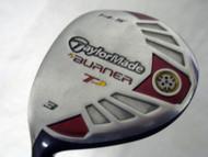 Taylor Made Burner TP 3 Wood 14.5 (Graphite, Stiff LEFT) 3w Fairway Golf Club