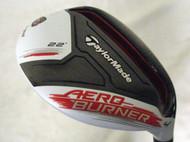Taylor Made Aeroburner TP 4 Rescue 22* (Tour AD, XSTIFF) 4r Golf Club