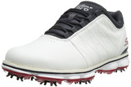Skechers Go Golf Pro Golf Shoes (White/Navy/Red, 9, Medium) Matt Kuchar NEW