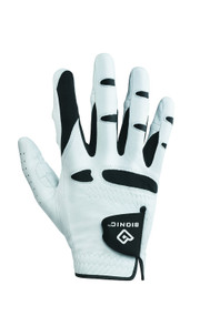 Bionic Stable Grip Golf Glove Natural Fit (Cadet LEFT, White) NEW