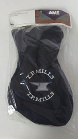TP Mills Cart Mittens (Black, AME, PAIR) NEW