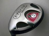 Wilson Staff Fybrid 19.5* Hybrid (Proforce V2 Regular, LEFT) 2h Golf Club LH