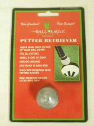 Ball Eagle Putter Retriever (Golf Ball Pickup) Club Attachment NEW