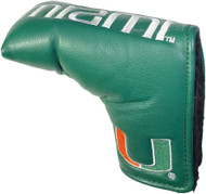 Team Golf Blade Putter Headcover (Miami Hurricanes) NEW