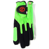 Zero Friction Performance Glove (RIGHT, GREEN) UNIVERSAL ONE SIZE FIT Golf NEW