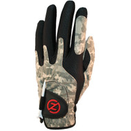 Zero Friction Performance Glove (LEFT, FIELD CAMO) UNIVERSAL ONE SIZE Golf NEW