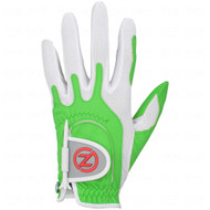 Zero Friction Performance Glove (LADIES, LEFT, LIME) UNIVERSAL FIT Golf NEW