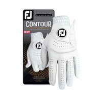 Footjoy Contour FLX Golf Glove (Women's, LEFT, White) 2019 NEW