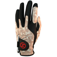 Zero Friction Performance Glove (LEFT, Desert Camo) UNIVERSAL ONE SIZE Golf NEW
