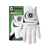 Footjoy WeatherSof Glove 2018 (Men's Cadet) NEW