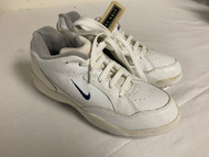 Nike Women's Air Carry Golf Shoes (White/Navy/Zen Grey, 7 Medium) OUT OF BOX NSW