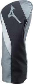 Mizuno Tour Driver Headcover (Black/Grey) Golf Club Cover NEW