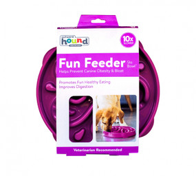 Fun Feeder Slo-Bowl Purple