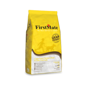 FirstMate Grain Friendly Cage Free Chicken Meal & Oats Formula