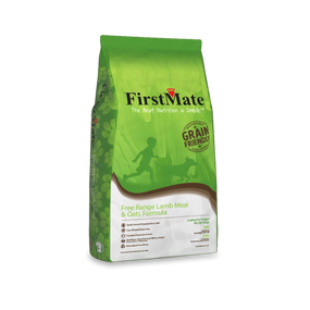 First Mate Grain Friendly Free Range Lamb & Oats Formula