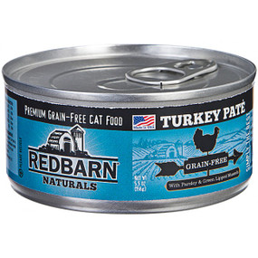 Red Barn Grain Free Turkey Pate 5.5oz