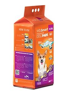 WizSmart Dog Pad Ultra 30Ct