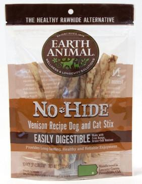 Earth Animal No-Hide Venison Stix