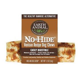 Earth Animal No-Hide Venison Chew