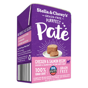 Stella & Chewy's Cage Free Chicken & Salmon Pate 5.5oz