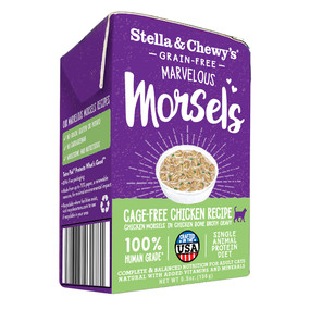 Stella & Chewy's Cage Free Chicken Morsels 5.5oz