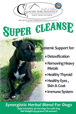 Glacier Peak Super Cleanse