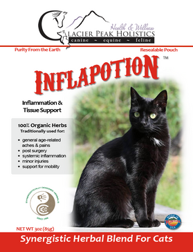 Glacier Peak Inflopotion Cat