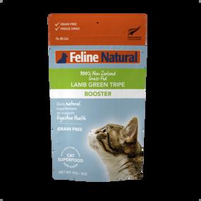 Feline Naturals Lamb Green Tripe Booster
