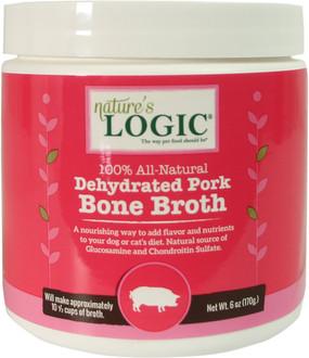 Nature's Logic Dehydrated Bone Broth: Pork
