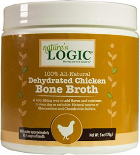 Nature's Logic Dehydrated Bone Broth: Chicken