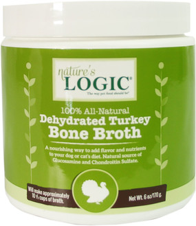 Nature's Logic Dehydrated Bone Broth: Turkey