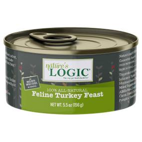 Nature's Logic Feline Turkey 5.0oz