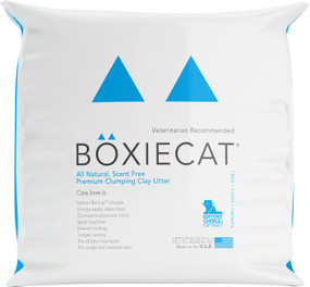 Boxiecat Scent Free Litter