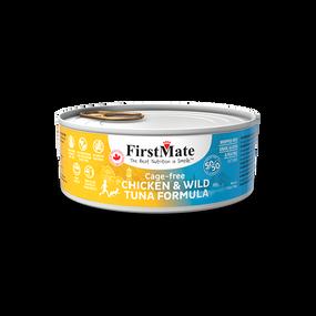 FirstMate Cage-Free Chicken & Tuna Cat