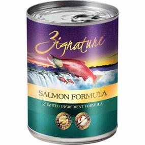 Zignature Salmon Formula