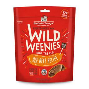Stella & Chewy's Wild Weenies Beef Recipe