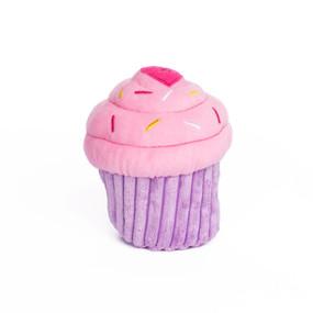 Zippy Paws Cupcake Pink