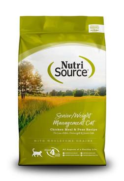 Nutrisource Senior/Weight Management Cat Formula