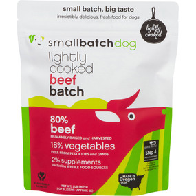 Small Batch Lightly Cooked Beef Recipe